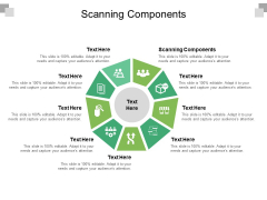 Scanning Components Ppt PowerPoint Presentation Infographics Diagrams Cpb Pdf