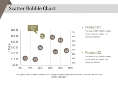 Scatter Bubble Chart Ppt PowerPoint Presentation Diagram Ppt