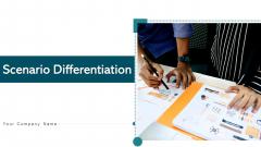 Scenario Differentiation Sales Analysis Ppt PowerPoint Presentation Complete Deck With Slides