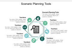 Scenario Planning Tools Ppt PowerPoint Presentation Infographics Summary Cpb