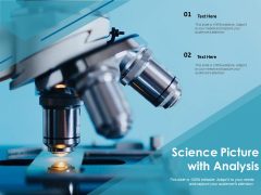 Science Picture With Analysis Ppt PowerPoint Presentation Summary Tips PDF