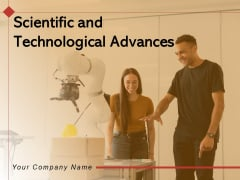 Scientific And Technological Advances DNA Recombinant Ppt PowerPoint Presentation Complete Deck
