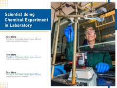 Scientist Doing Chemical Experiment In Laboratory Ppt PowerPoint Presentation File Influencers PDF