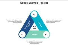 Scope Example Project Ppt PowerPoint Presentation Outline Introduction Cpb