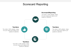 Scorecard Reporting Ppt PowerPoint Presentation Inspiration Maker Cpb