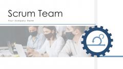 Scrum Team Market Research Ppt PowerPoint Presentation Complete Deck
