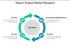 Search Engine Market Research Ppt PowerPoint Presentation Infographics Infographics Cpb