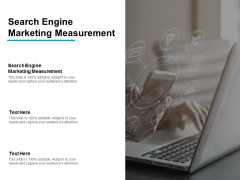 Search Engine Marketing Measurement Ppt PowerPoint Presentation Ideas Clipart Cpb