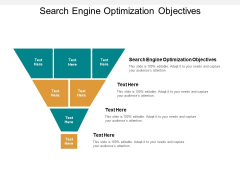 Search Engine Optimization Objectives Ppt PowerPoint Presentation Icon Styles Cpb