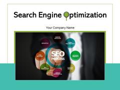 Search Engine Optimization SEO Performance Optimization Process Ppt PowerPoint Presentation Complete Deck
