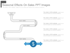 Seasonal Effects On Sales Ppt Images