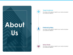 Sector Wise Escalation Grid About Us Ppt Icon Background Designs PDF