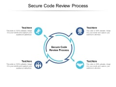 Secure Code Review Process Ppt PowerPoint Presentation Layouts Examples Cpb