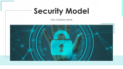 Security Model Awareness Management Ppt PowerPoint Presentation Complete Deck With Slides