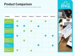 Seed Capital Product Comparison Ppt PowerPoint Presentation Portfolio Files PDF