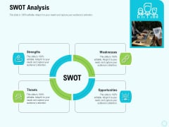 Seed Capital SWOT Analysis Ppt PowerPoint Presentation Show Rules PDF