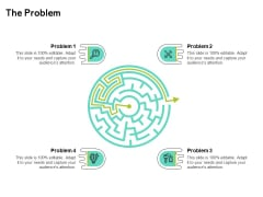 Seed Funding Pitch Deck The Problem Ppt File Elements PDF