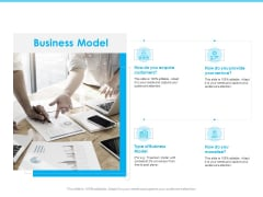 Seed Growth Investing Business Model Ppt PowerPoint Presentation Icon Brochure