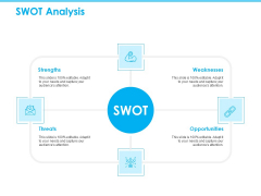 Seed Growth Investing SWOT Analysis Ppt PowerPoint Presentation Icon Graphics Tutorials