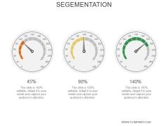 Segementation Ppt PowerPoint Presentation Background Designs