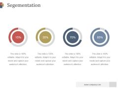 Segementation Ppt PowerPoint Presentation Visuals