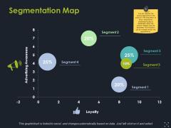 Segmentation Map Ppt PowerPoint Presentation Model Show