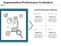 Segmentation Performance Evaluation Ppt PowerPoint Presentation Inspiration Graphic Tips