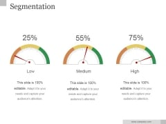 Segmentation Ppt PowerPoint Presentation Infographic Template