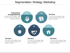 Segmentation Strategy Marketing Ppt PowerPoint Presentation Ideas Graphics Example