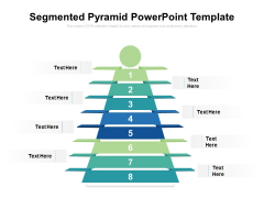 Segmented Pyramid PowerPoint Template Ppt PowerPoint Presentation Pictures Visuals PDF