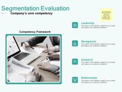 Segmenting User Market Segmentation Evaluation Leadership Ppt PowerPoint Presentation Icon Brochure PDF