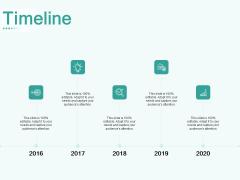 Segmenting User Market Timeline Ppt PowerPoint Presentation Slides Elements PDF
