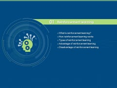 Segments Of Reinforcement Learning Reinforcement Learning Ppt Clipart PDF