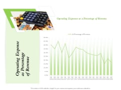 Select Of Organizational Model That Supports Your Strategy Operating Expense As Percentage Of Revenue Guidelines PDF