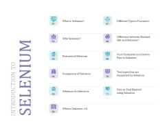 Selenium Automation Testing Introduction To Selenium Ppt Show Themes PDF