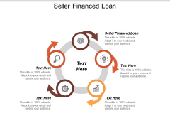 Seller Financed Loan Ppt PowerPoint Presentation Ideas Example File Cpb