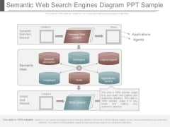 Semantic Web Search Engines Diagram Ppt Sample