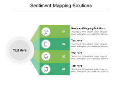 Sentiment Mapping Solutions Ppt PowerPoint Presentation Infographics Gridlines Cpb Pdf