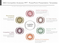 Seo Competitor Analyses Ppt Powerpoint Presentation Templates