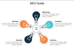 Seo Guide Ppt PowerPoint Presentation Infographic Template Influencers Cpb