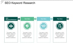 Seo Keyword Research Ppt PowerPoint Presentation File Gallery Cpb