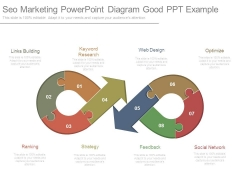 Seo Marketing Powerpoint Diagram Good Ppt Example