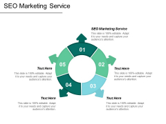Seo Marketing Service Ppt PowerPoint Presentation Professional Graphics Pictures Cpb