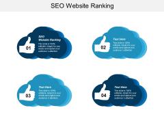 Seo Website Ranking Ppt PowerPoint Presentation Inspiration Designs Cpb