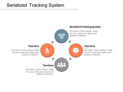 Serialized Tracking System Ppt PowerPoint Presentation Outline Vector Cpb