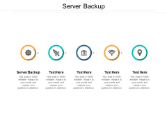 Server Backup Ppt PowerPoint Presentation Inspiration Rules Cpb