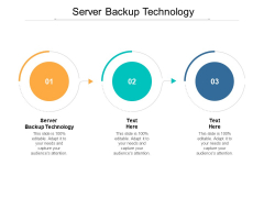 Server Backup Technology Ppt PowerPoint Presentation File Backgrounds Cpb