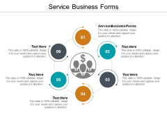 Service Business Forms Ppt PowerPoint Presentation Icon Information Cpb