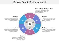 Service Centric Business Model Ppt PowerPoint Presentation Portfolio Pictures Cpb