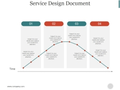 Service Design Document Ppt PowerPoint Presentation Tips